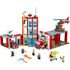LEGO City: Fire Station (60110): Image 2