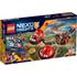 LEGO Nexo Knights: Chaoskoets van de Monster Meester (70314): Image 1