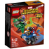 LEGO DC vs. Marvel: Mighty Micros: Spider-Man vs. Green Goblin (76064): Image 1