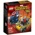 LEGO DC Vs. Marvel Mighty Micros: Captain America Vs. Red Skull (76065): Image 1