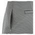 Sportmax Code Women's Canasta Shorts - Black/White: Image 4