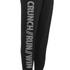 MINKPINK Women's Crunch Time Sweatpants - Black: Image 3