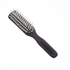 Kent AH10W AirHeadz Narrow Fat Pin Cushioned Hair Brush - White: Image 2