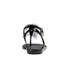 Melissa Women's Solar Hawaii Sandals - Black Contrast: Image 3