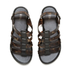 Melissa Women's Flox Print Strappy Sandals - Black Tortoiseshell: Image 2