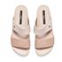 Melissa Women's Cosmic 15 Double Strap Slide Sandals - Nude: Image 2
