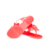Melissa Women's Solar Hawai Sandals - Coral Pop: Image 6
