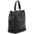 Furla Women's Stacy Drawstring Bucket Bag - Black: Image 3