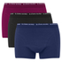 Bjorn Borg Men's Seasonal Basic 3 Pack Boxer Shorts - Beet Red: Image 1