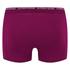 Bjorn Borg Men's Seasonal Basic 3 Pack Boxer Shorts - Beet Red: Image 3