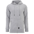 Crosshatch Men's Hideouts Longline Hoody - Grey Marl: Image 1