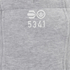 Crosshatch Men's Hideouts Longline Hoody - Grey Marl: Image 5