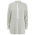 rag & bone Women's Virginia Shirt - Black/White Stripe: Image 1