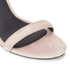 Alexander Wang Women's Antonia Suede Heeled Sandals - Blush: Image 5