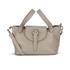 meli melo Womens Thela Mini Tote Bag - Taupe: Image 1