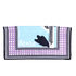 KENZO Women's Double Print Silk Cactus Scarf - Deep Blue: Image 2