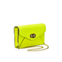 Diane von Furstenberg Women's Gallery Bitsy Small Leather Cross Body Bag - Yellow: Image 2