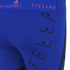 adidas Women's Stella Sport Gym Logo Tights - Blue: Image 6