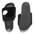 Marc by Marc Jacobs Women's Dot Fur Slide Sandals - Black: Image 5