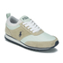 Polo Ralph Lauren Men's Ponteland Suede/Leather Trainers - White: Image 2