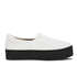 Opening Ceremony Women's OC Slip On Platform Trainers - White Multi: Image 1
