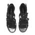 Opening Ceremony Women's Pebbled Nubuck Olivia Wedged Sandals - Black: Image 2