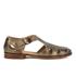 Hudson London Women's Sherbert Leather Sandals - Bronze: Image 1