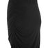 Selected Femme Women's Drape Dress - Black: Image 4