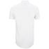 Vivienne Westwood MAN Men's Tartan Krall Short Sleeve Shirt - White: Image 2