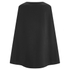 Lavish Alice Women's Cape Crop Top - Black: Image 3