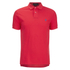 Polo Ralph Lauren Men's Short Sleeve Custom Fit Polo Shirt - Bright Hibiscus: Image 1