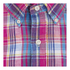 Polo Ralph Lauren Men's Checked Long Sleeve Shirt - Fuchsia: Image 4