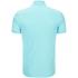 Polo Ralph Lauren Men's Short Sleeve Slim Fit Polo Shirt - Hammond Blue: Image 2