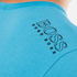 BOSS Green Men's Small Logo T-Shirt - Light Blue: Image 5
