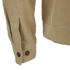 Universal Works Men's Slub Japanese Cotton Uniform Shirt - Camel: Image 4