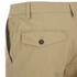 Universal Works Men's Slub Japanese Cotton Deck Shorts - Camel: Image 3