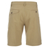 Universal Works Men's Slub Japanese Cotton Deck Shorts - Camel: Image 2