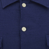 GANT Rugger Men's Slub Flannel Army Long Sleeve Shirt - Thunder Blue: Image 3