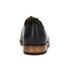 Grenson Women's Dulcie Leather Wave Top Derby Shoes - Black: Image 3