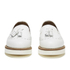 Grenson Women's Kat Leather Tassel Loafers - White: Image 4