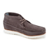 Genuine Moccasins by Grenson Men's Suede Chukka Boots - Brown: Image 2