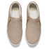 Ash Women's Jordy Puff/Nappa Wax Flatform Slip-On Trainers - Taupe: Image 2