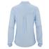 VILA Women's Pama Long Sleeve Shirt - Cashmere Blue: Image 2