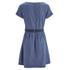 VILA Women's Kari Denim Dress - Dark Blue: Image 2
