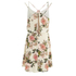 VILA Women's Flourish Spring Strap Dress - Pristine: Image 2