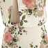 VILA Women's Flourish Spring Strap Dress - Pristine: Image 4