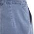 VILA Women's Lagos Denim Spencer Dress - Light Blue Denim: Image 4