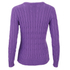 Polo Ralph Lauren Women's Kimberly Jumper - Laguna Purple: Image 2