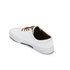 Polo Ralph Lauren Men's Faxon Canvas Trainers - White: Image 5