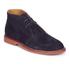 Polo Ralph Lauren Men's Carsey Suede Desert Boots - Navy: Image 2